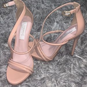 Never worn nude heels